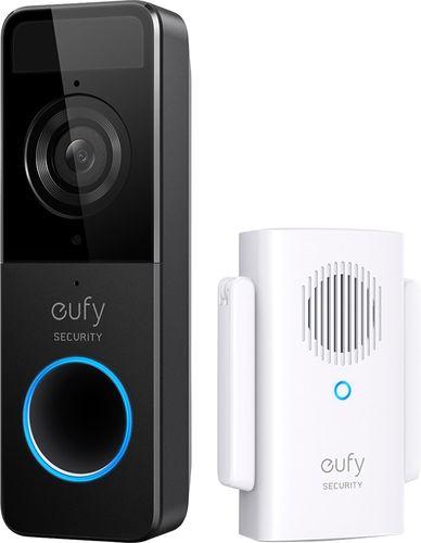 eufy - Security Video Doorbell Slim 1080P Battery