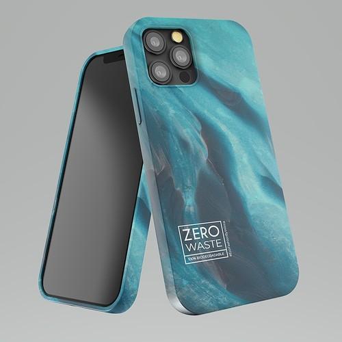 Eco Fashion By Wilma Apple iPhone 12 / 12 Pro Case - Glacier