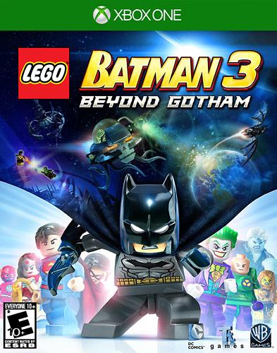 LEGO Batman 3 Beyond Gotham Xbox One Best Buy