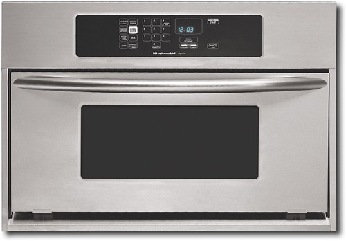 kitchenaid ultima cook 27 built in