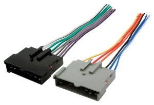 Metra Wiring Harness for Select Ford Vehicles Multi FD5000  Best Buy