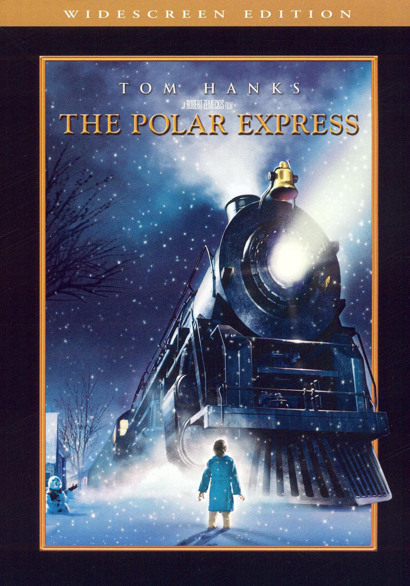 The Polar Express Ws Dvd