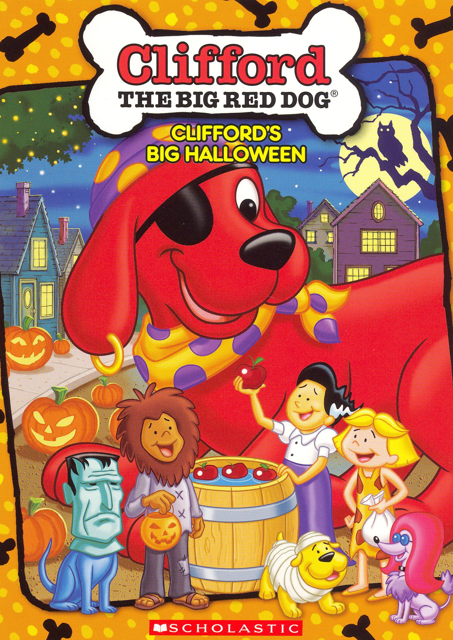 Best Buy Clifford The Big Red Dog Clifford S Big