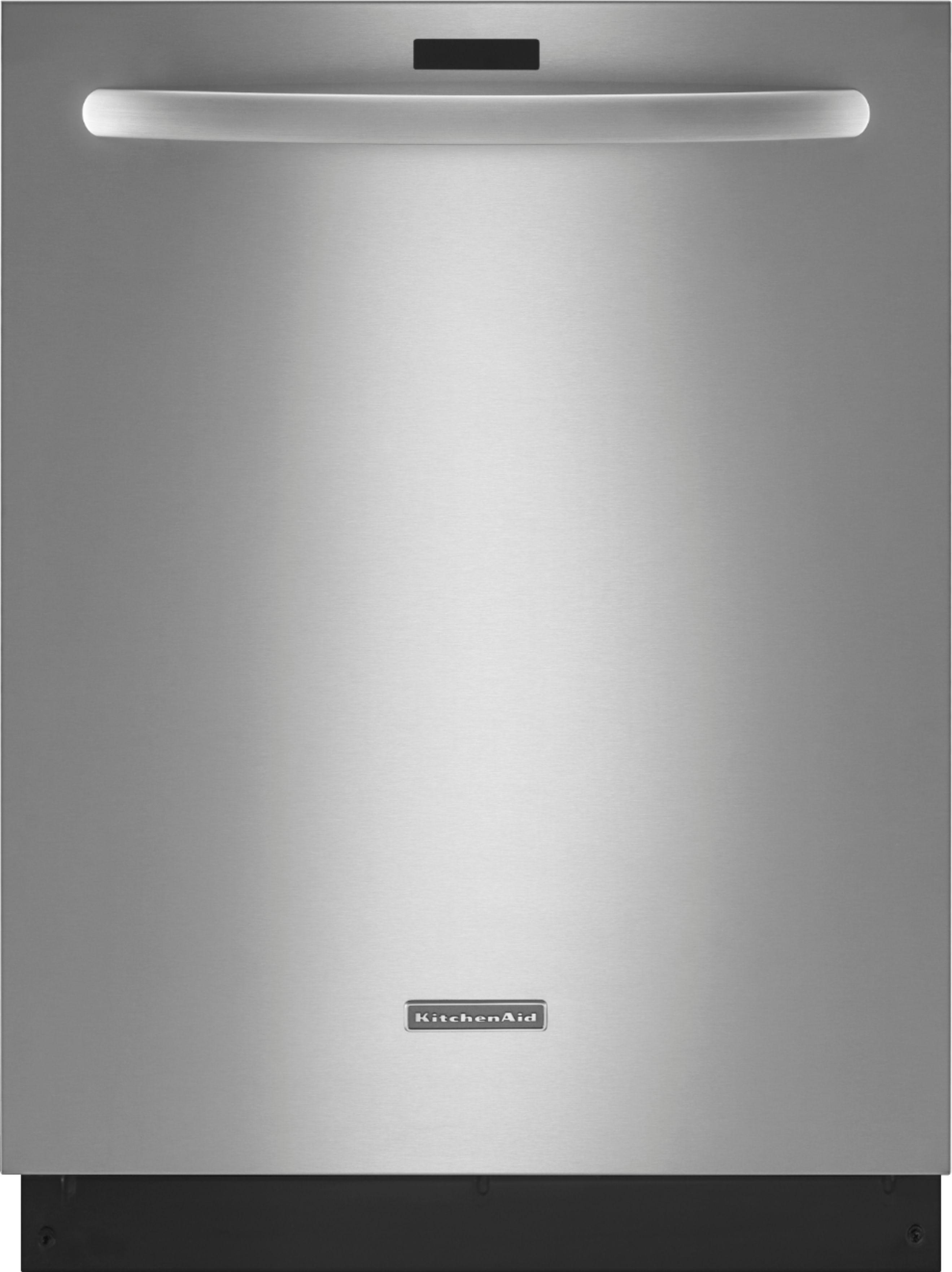 Kitchenaid Stainless Steel Dishwasher Kitchen Design Ideas