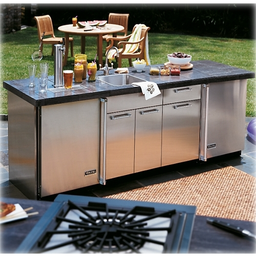 viking 30 outdoor sink base cabinet stainless steel