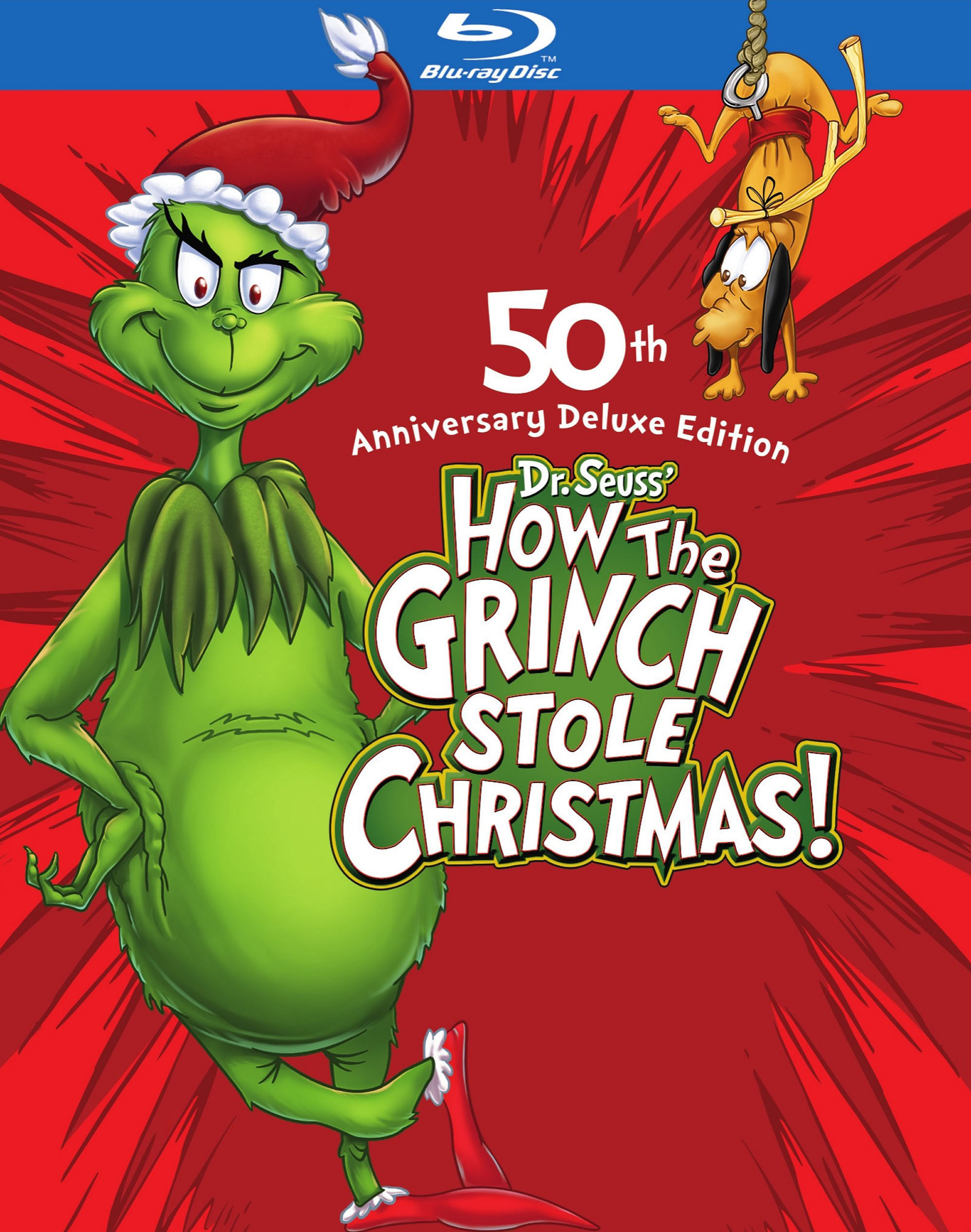 How The Grinch Stole Christmas Deluxe Edition 2 Discs