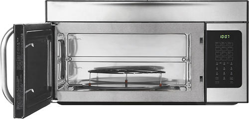 frigidaire 1 5 cu ft over the range convection microwave stainless steel