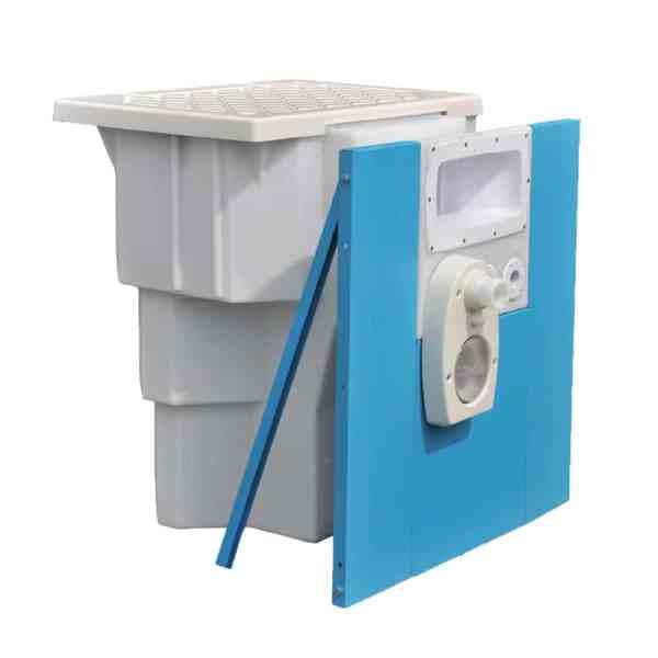 Le bloc de filtration Aquadiscount