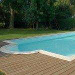 Escalier roman pour piscine Aquadiscount