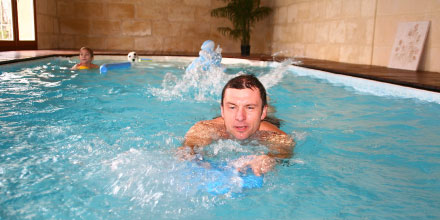Nage à contre-courant Aquadiscount