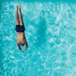 Une piscine pour plonger