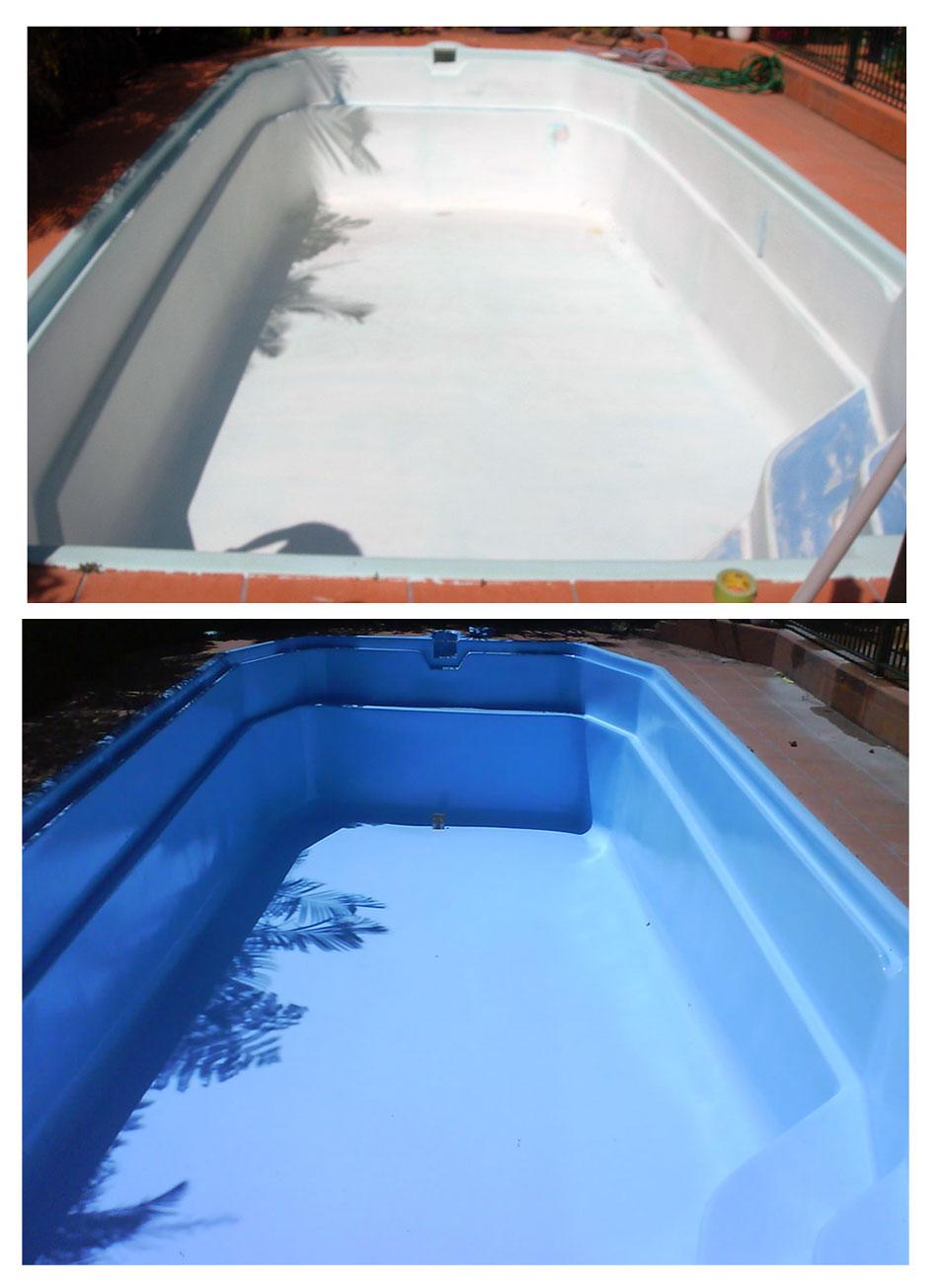 comment repeindre une piscine coque