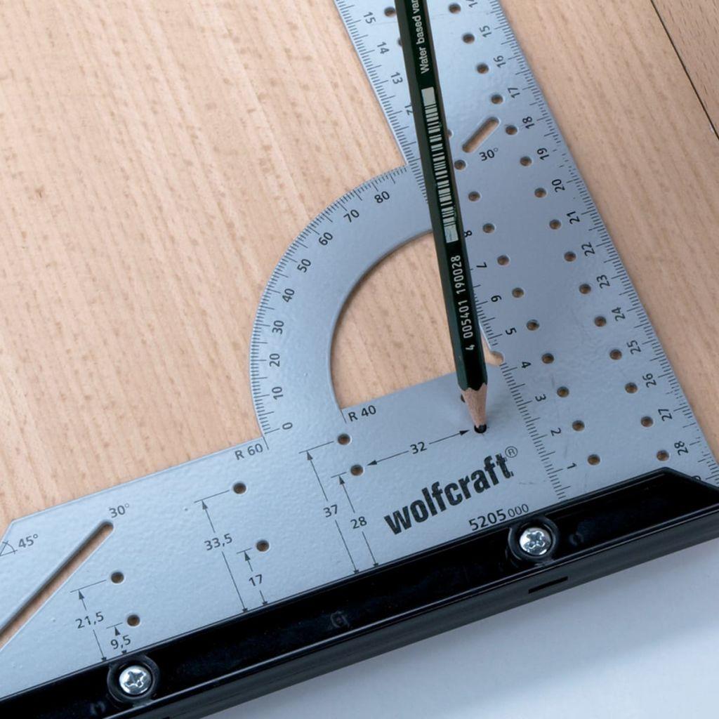 wolfcraft Echer universal 300 mm 5205000