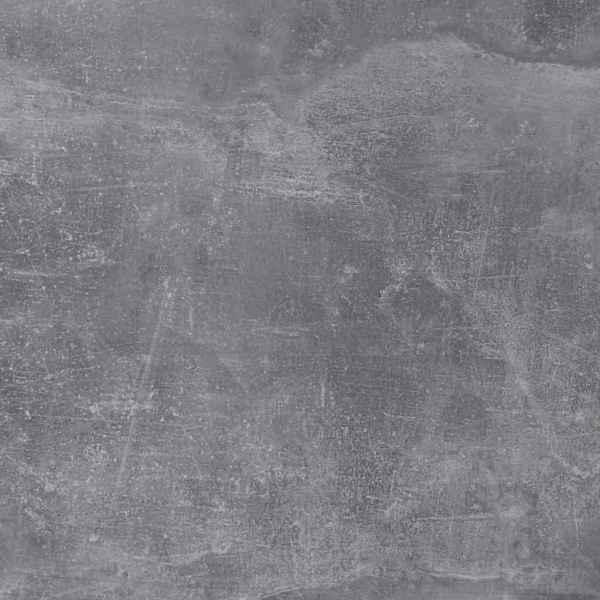 FMD Masă de bucătărie, gri beton și alb, 70 cm