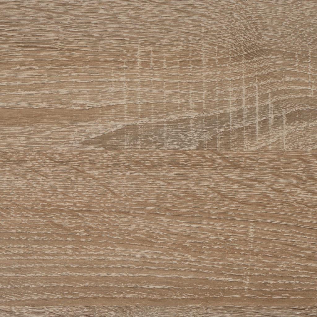FMD Dulap cu 2 uși, stejar, 80 x 34,9 x 89,9 cm