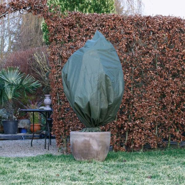 Nature Husă anti-îngheț din fleece, verde, 2×2,5 m, 70 g/m²