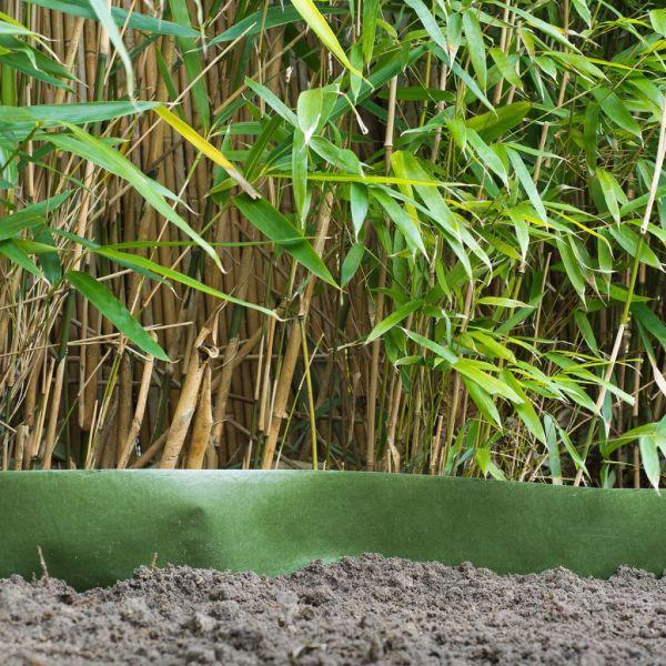 Nature Membrană anti-rădăcini, verde, 0,75 x 2,5 m, HDPE
