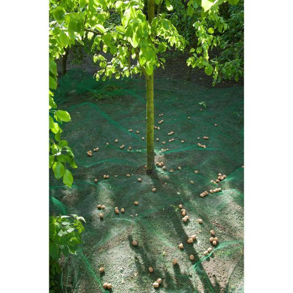 Nature Plasă de colectare fructe și frunze, 4,3 x 4,3 m, 6030451