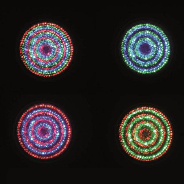 Ubbink Set spot piscină cu telecomandă 406 LED multicolor 7504613