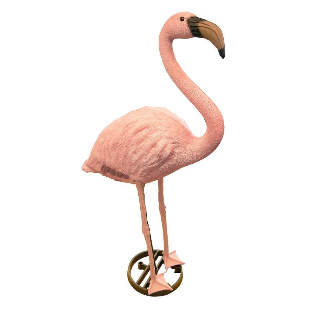 Ubbink Flamingo pentru Grădină și Iaz Ornament de Plastic