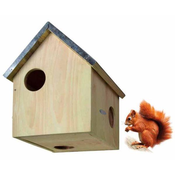 Esschert Design Casă pentru veverițe WA10