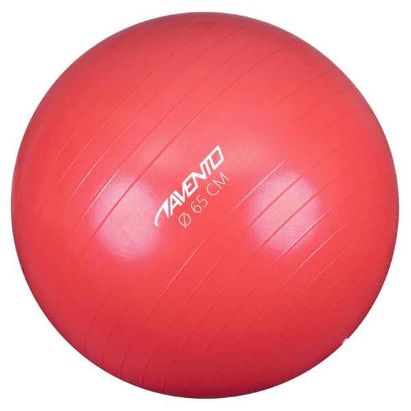 Avento Minge de fitness/gimnastică, roz, diam.65 cm