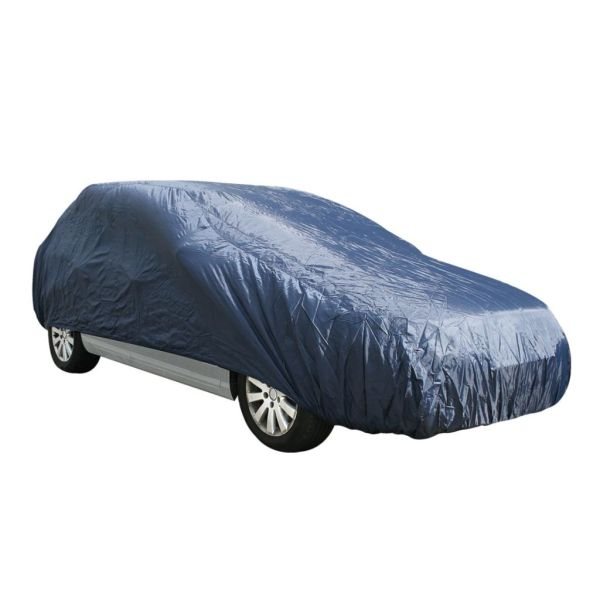 ProPlus Prelată auto L, 490 x 178 x 120 cm, albastru închis