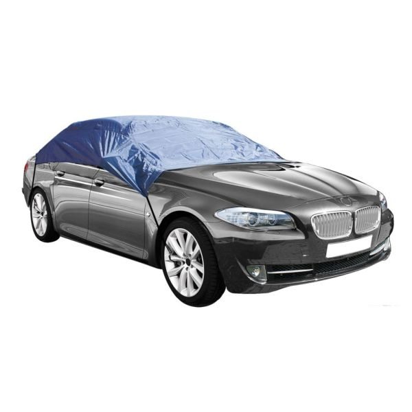 ProPlus Prelată auto XL, albastru închis, 390 x 156 x 60 cm