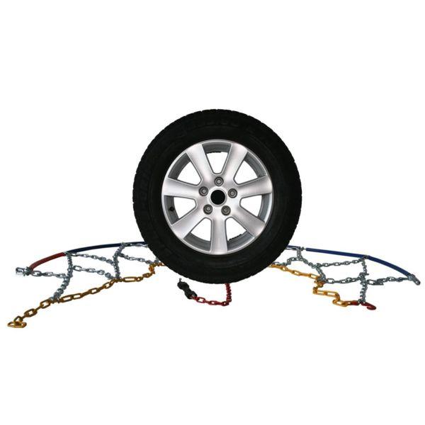 ProPlus Lanțuri de zăpadă pentru anvelope auto 12 mm KN60, 2 buc.
