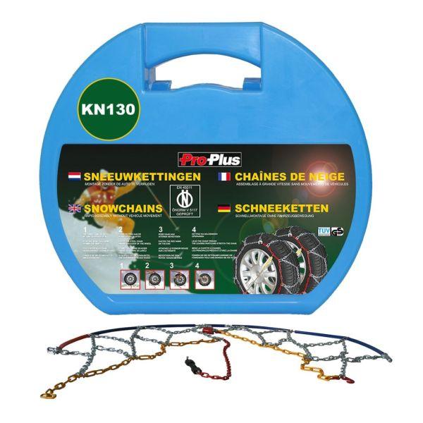 ProPlus Lanțuri pentru anvelope auto 12 mm KN130, 2 buc.