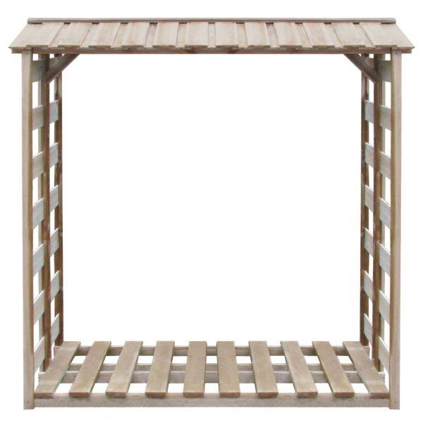 Șopron lemne de foc, 150 x 100 x 176 cm, lemn de pin tratat