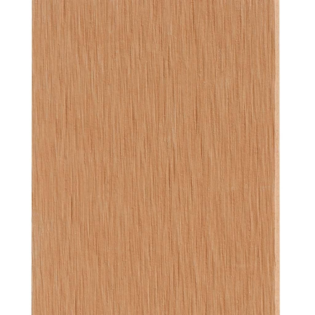 vidaXL Gard din șipci, 200 x 60 cm, WPC