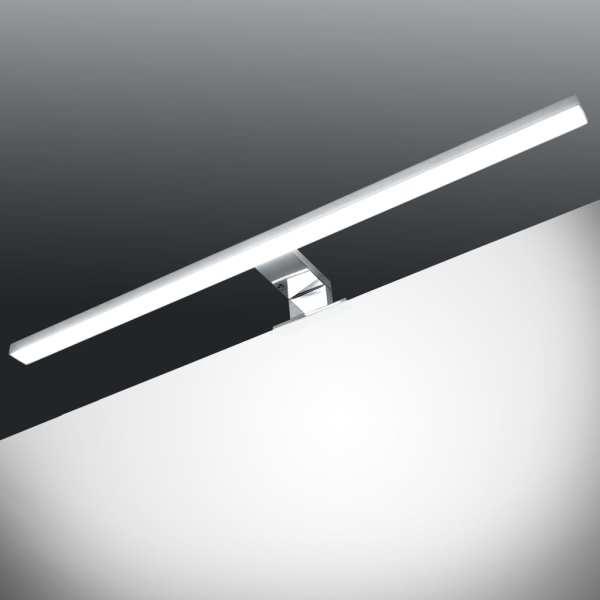 vidaXL Lampă de oglindă 8 W Alb rece