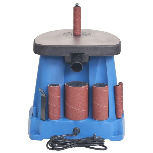 Mașină de șlefuit cu ax oscilant, 450 W, albastru