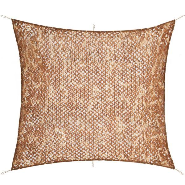 vidaXL Plasă de camuflaj cu geantă de depozitare, 4 x 4 m