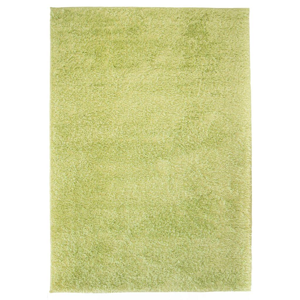vidaXL Covor cu fir lung, 80 x 150 cm, verde