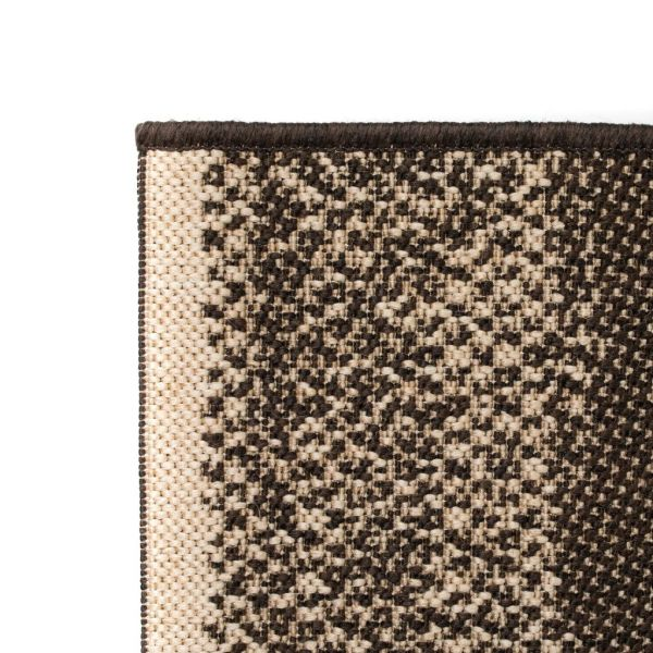 vidaXL Covor aspect sisal de interior/exterior, 80 x 150 cm, dungi