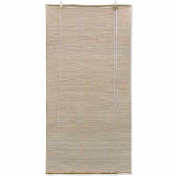 Jaluzea Bambus, 80 x 220 cm, Natural