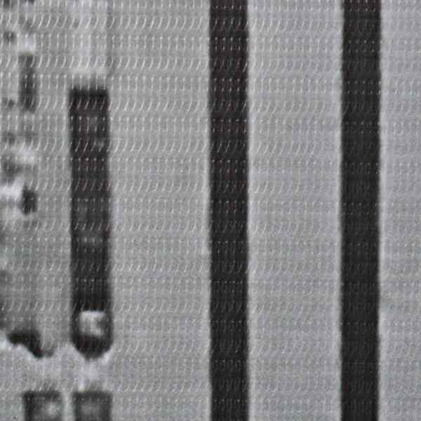 Paravan cameră pliabil, 120×170 cm, New York pe zi, alb/negru
