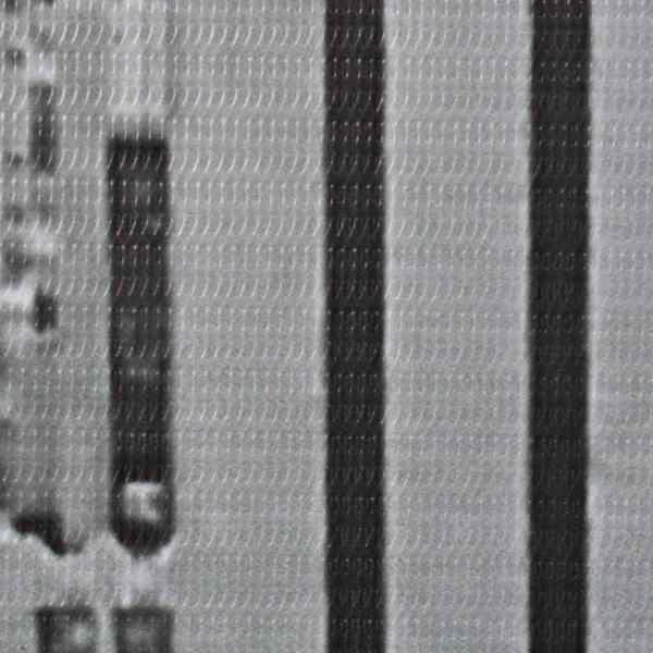 Paravan cameră pliabil, 200×170 cm, New York pe zi, alb/negru
