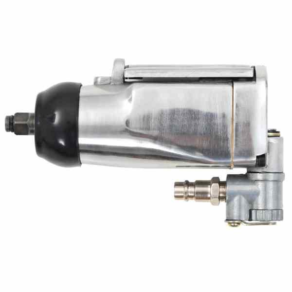 vidaXL Cheie pneumatică cu impact tip fluture, 3/8″ 102 Nm
