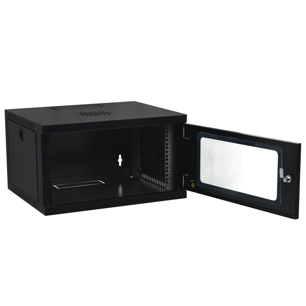 Dulap de server montat pe perete, 6U, 19″ IP20 550x450x368 mm