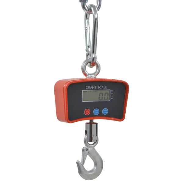 vidaXL Cântare macara electronice, 300 kg