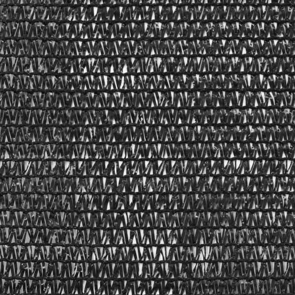 vidaXL Plasă teren de tenis, negru, 1 x 50 m, HDPE