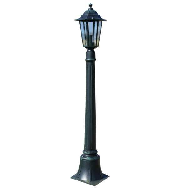 vidaXL Lampă de grădină Preston, 105 cm