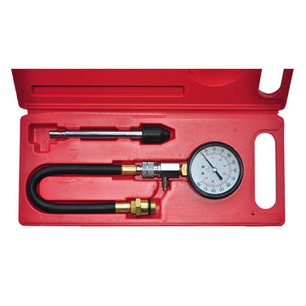 Kit tester compresie pentru motor pe benzină