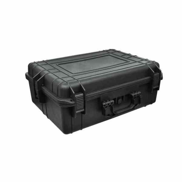Valiză din plastic dur, 35L,Negru