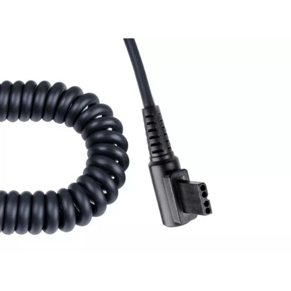 Cablu spiralat pentru conectare la PowerPack Metz