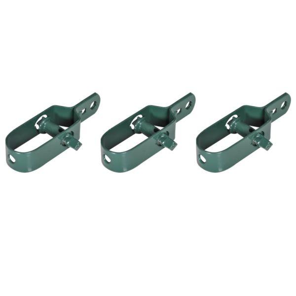 vidaXL Dispozitiv de tensionare sârme, 3 buc., fier