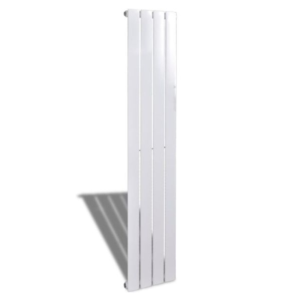 vidaXL Panou radiant, alb, 311 x 1500 mm